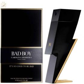Bad Boy - Carolina Herrera Eau de Toilette - Perfume Masculino 50ml