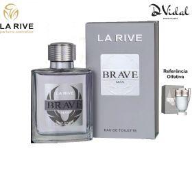 Brave - La Rive Eau de Toilette - Perfume Masculino 100ml