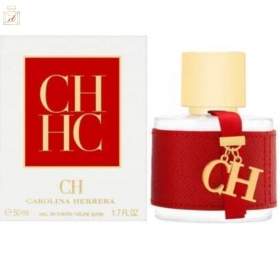 CH - Carolina Herrera Eau de Toilette - Perfume Feminino 50ml