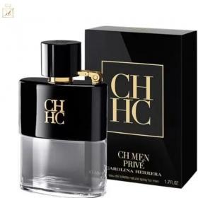 CH Men Privé - Carolina Herrera Eau de Toilette - Perfume Masculino 50ml