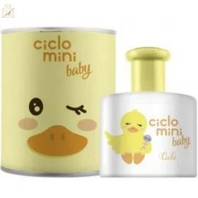 Ciclo Mini QueQué Ciclo Cosméticos Perfume Infantil - Água de Colônia - 100ml