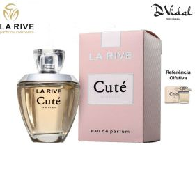 Cuté - La Rive Eau de Parfum - Perfume Feminino 100ml