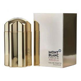 Emblem Absolu - Montblanc Eau de Toilette - Perfume Masculino 100ml