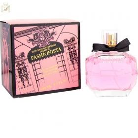 Fashionista For Women - New Brand Eau de Parfum - Perfume feminino 100ml