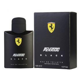 Ferrari Black - Eau de Toilette - Perfume Masculino 125ml