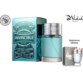 Invincible for men - Eau de Toilette New Brand - Perfume Masculino