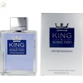 King of Seduction - Antonio Banderas Eau de Toilette - Perfume Masculino