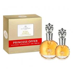 Conjunto Royal Marina Diamond Marina de Bourbon Feminino - Eau de Parfum 100ml + Eau de Parfum 30ml