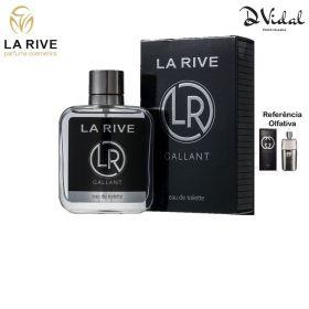 LR Gallant - La Rive Eau de Toillete Masculino - Perfume Masculino 90ml