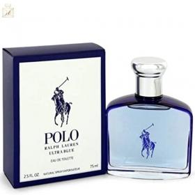 Polo Ultra Blue - Ralph Lauren Eau de Toilette - Perfume Masculino