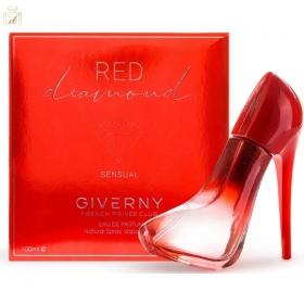 Red Diamond Sensual Giverny - 100ML