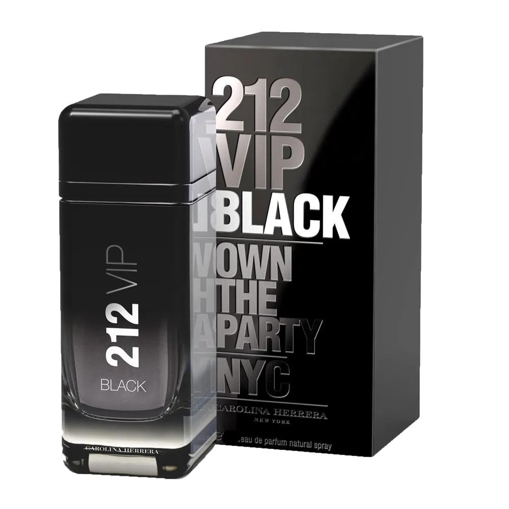 212 VIP Black - Carolina Herrera Eau de Parfum - Perfume Masculino