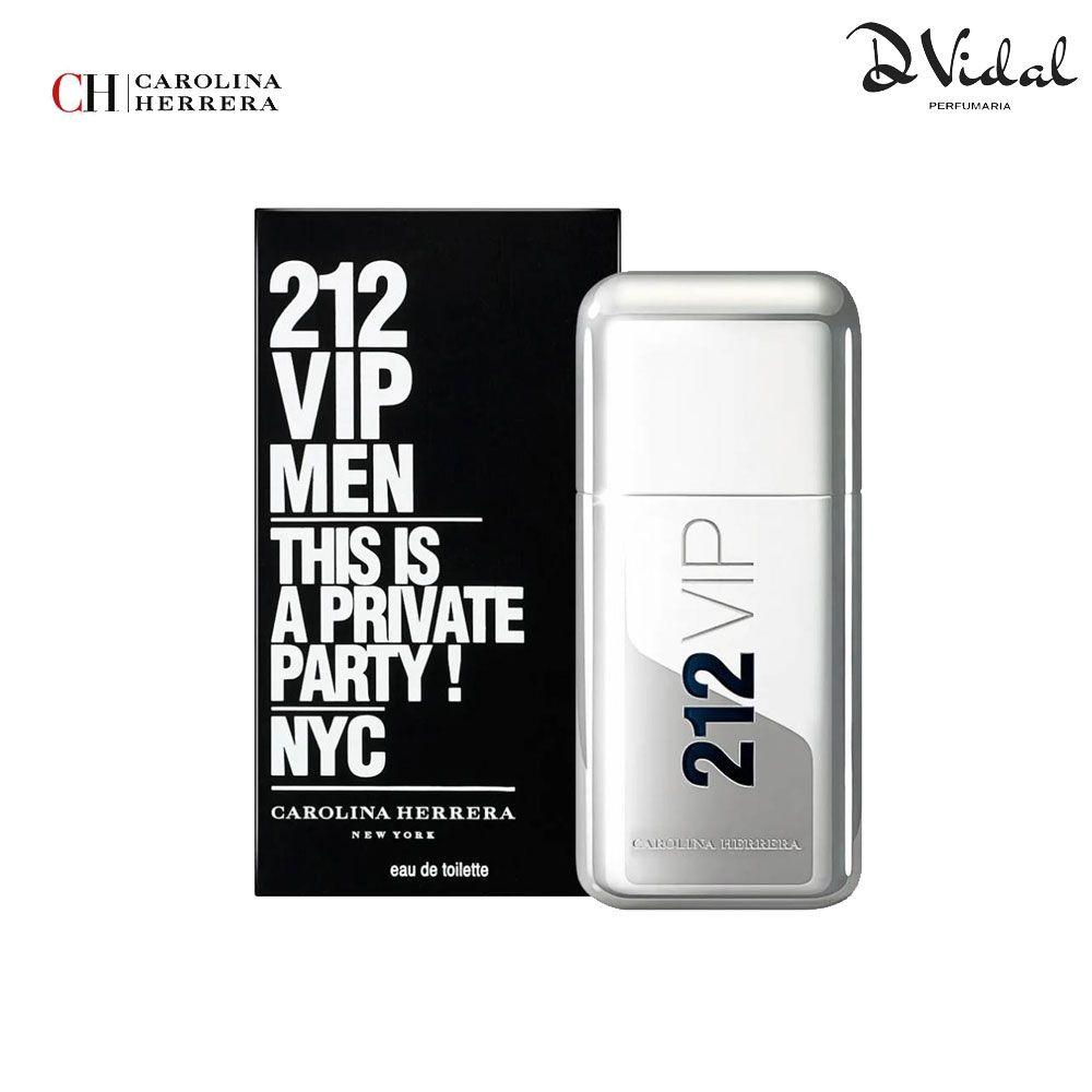212 VIP Men - Carolina Herrera Eau de Toilette - Perfume Masculino