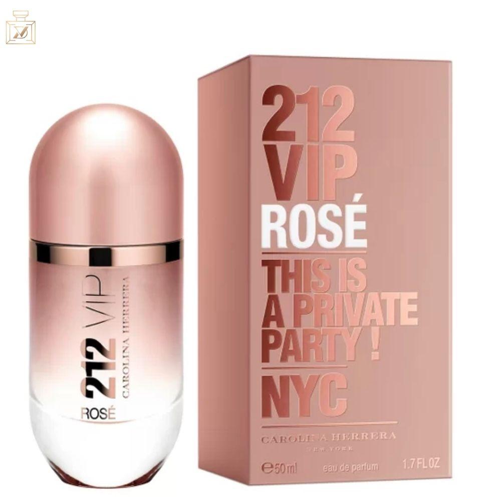 212 VIP Rose - Carolina Herrera Eau de Parfum - Perfume Feminino