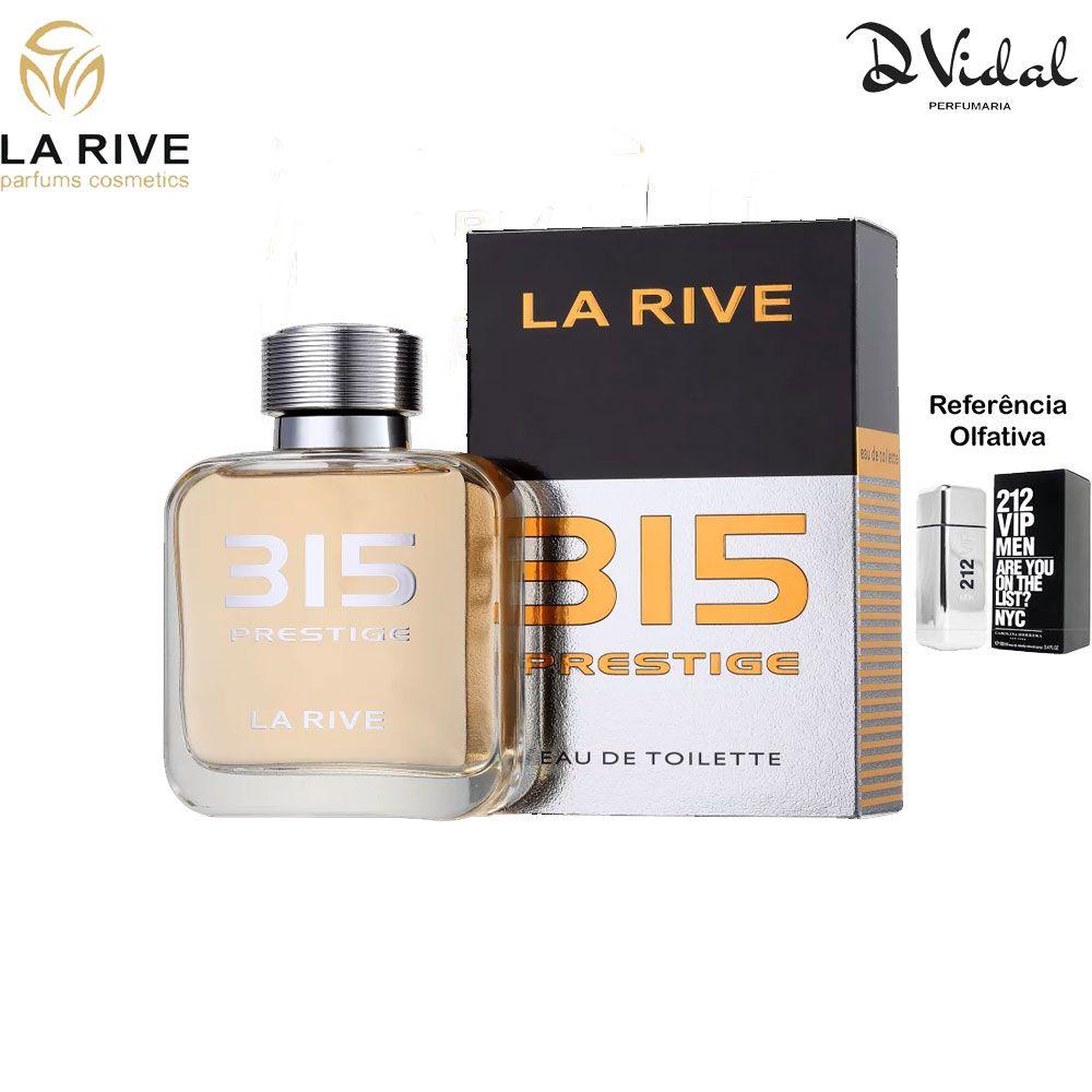 315 Prestige La Rive Eau de Toilette - Perfume Masculino 100ml