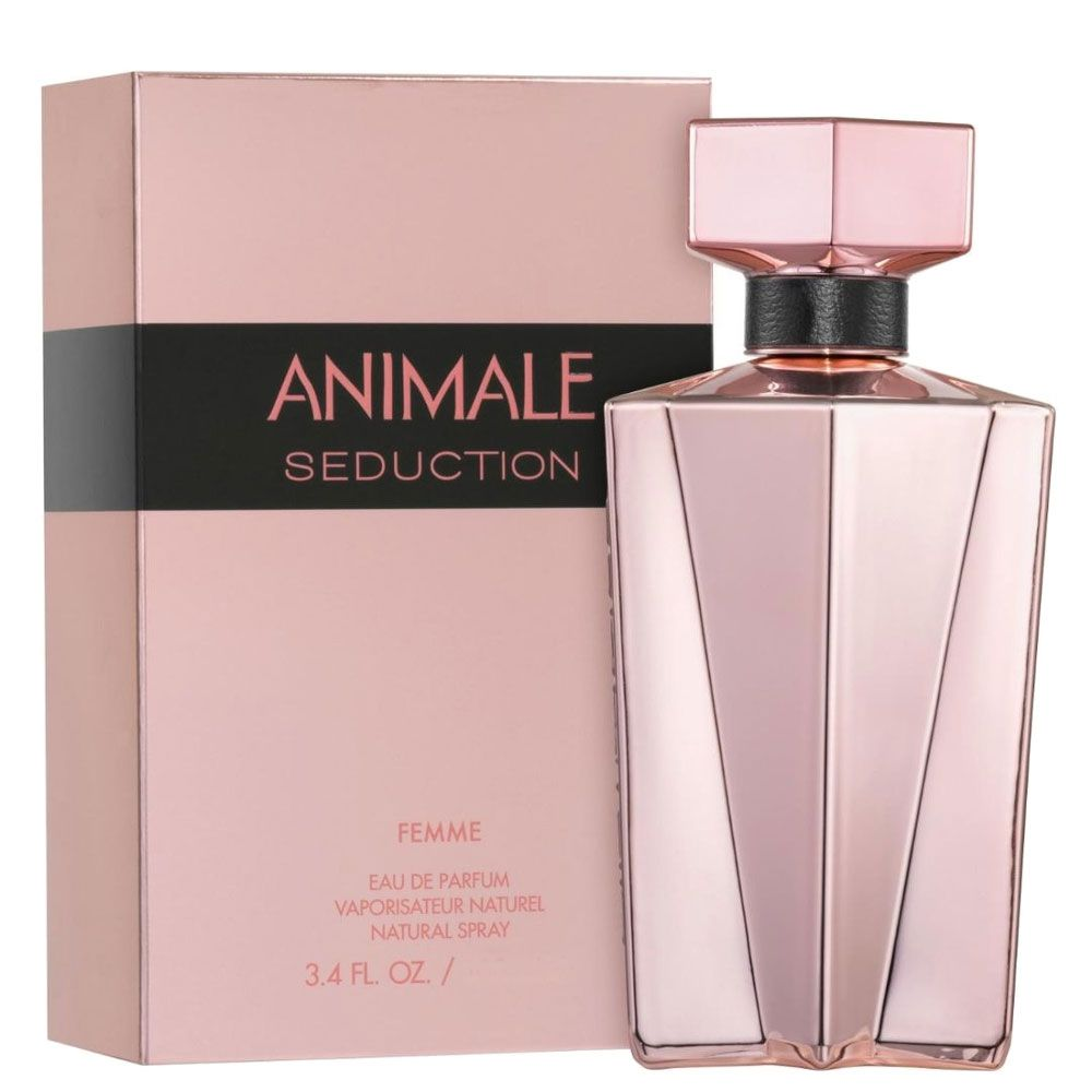 Animale Seduction Femme - Animale Eau de Parfum - Perfume Feminino 100ml