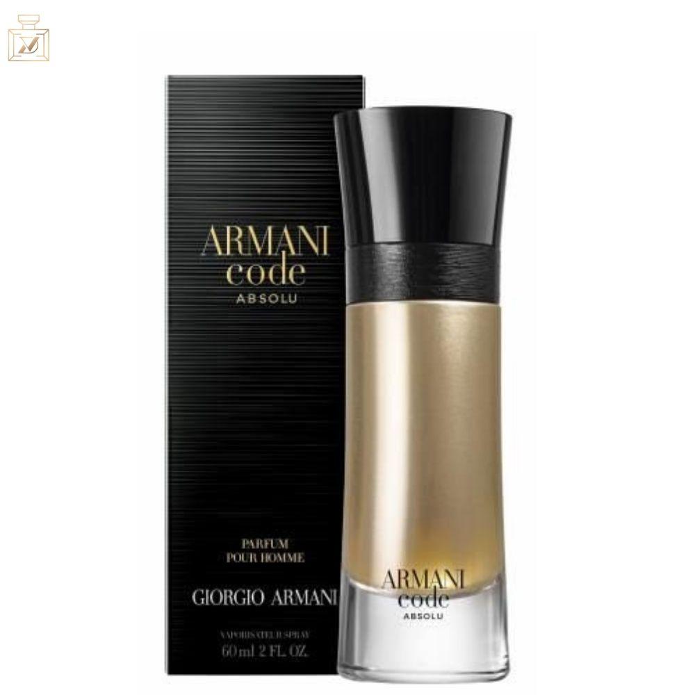 Armani Code  Absolu - Giorgio Armani Eau de Parfum - Perfume Masculino 60 ML