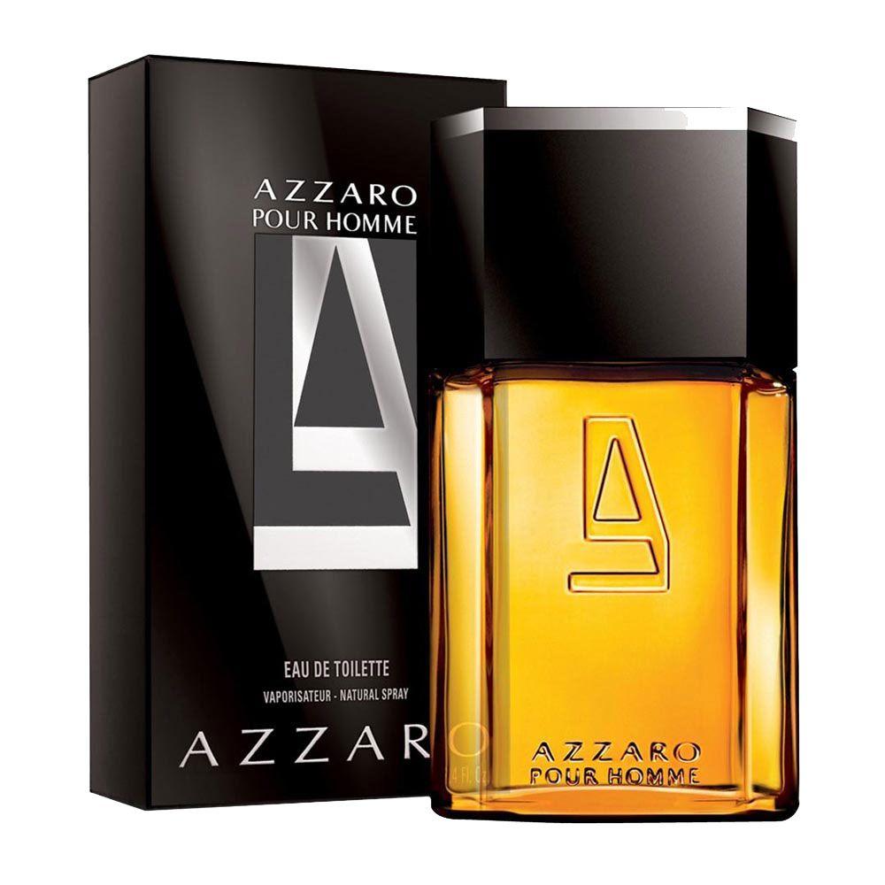 Azzaro Pour Homme - Eau de Toilette - Perfume Masculino 100ml