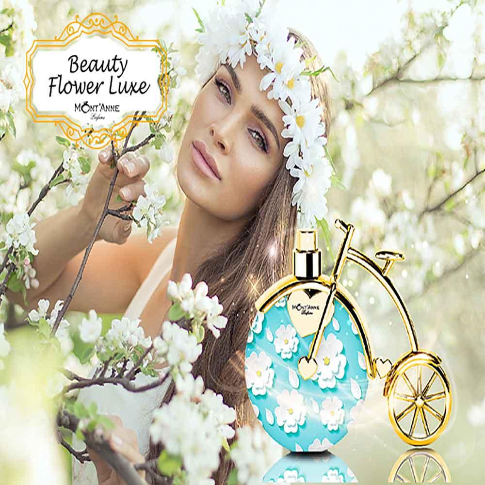 Beauty Flower Luxe Mont'anne Luxe Eau de Parfum - Perfume Feminino 100 ml