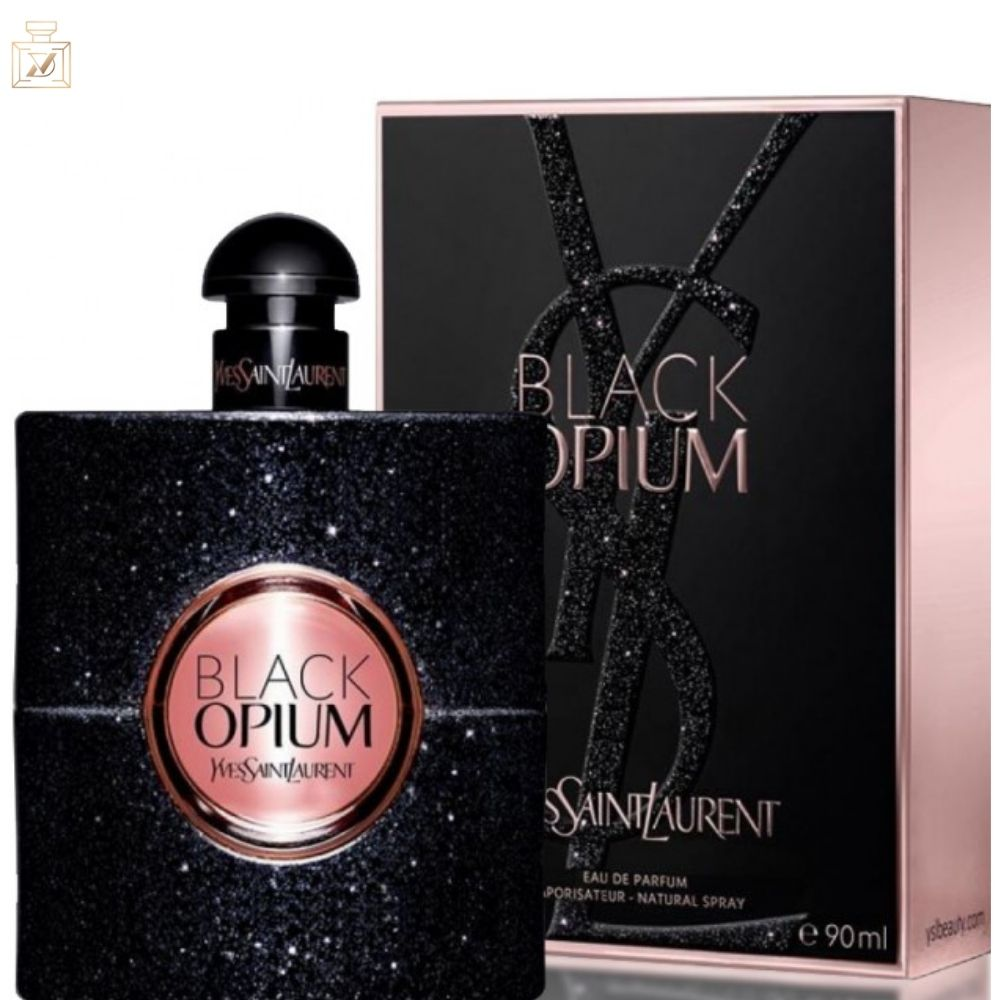 Black Opium - Yves Saint Laurent Eau de Parfum  Perfume Feminino