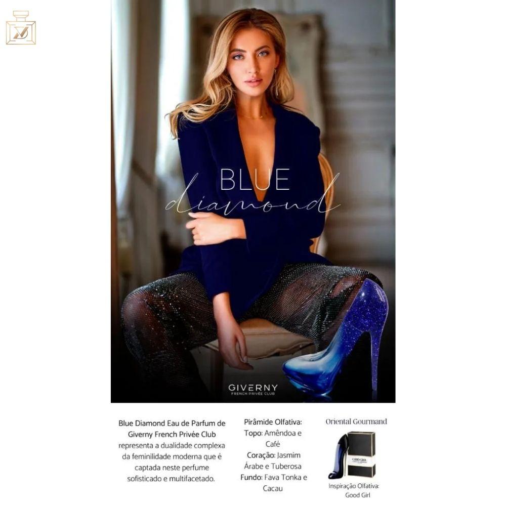 Blue Diamond Intense Giverny - 100ML