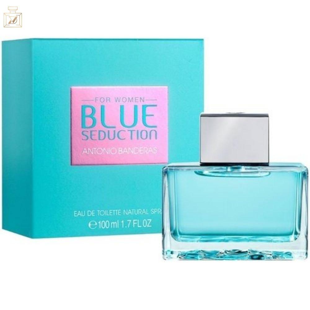 Blue Seduction - Antonio Banderas Eau de Toilette - Perfume Feminino
