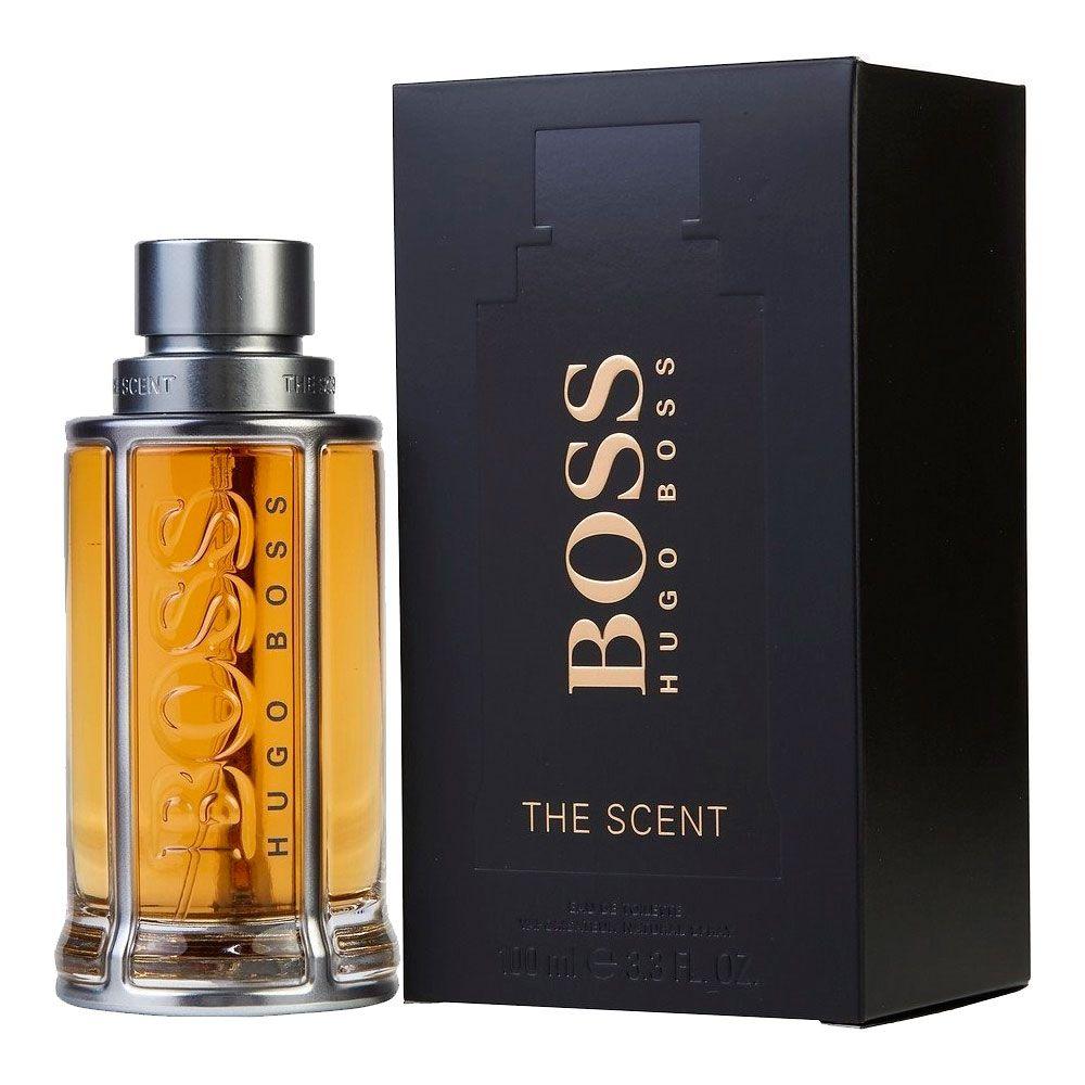 Boss The Scent - Hugo Boss Eau de Toilette - Perfume Masculino 100ml