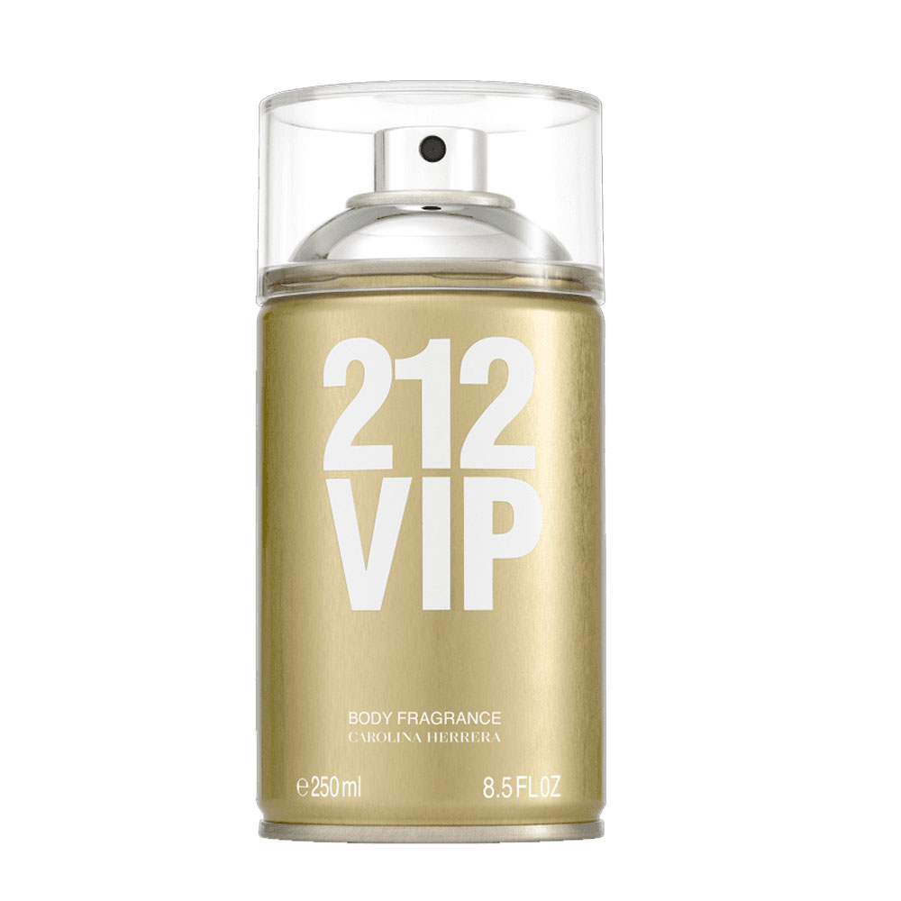 Carolina Herrera 212 VIP - Body Spray Feminino 250ml