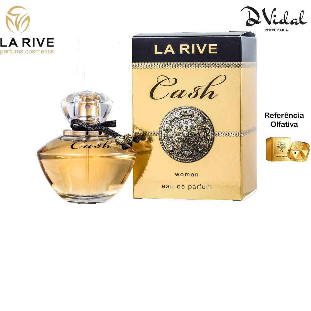 Cash Woman - La Rive Eau de Parfum - Perfume Feminino 90ml