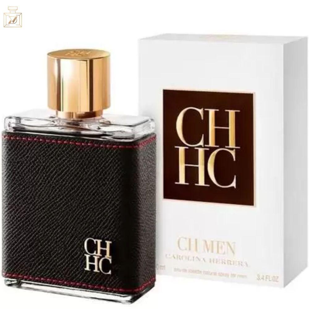 CH Men - Carolina Herrera Eau de Toilette - Perfume Masculino -50ml