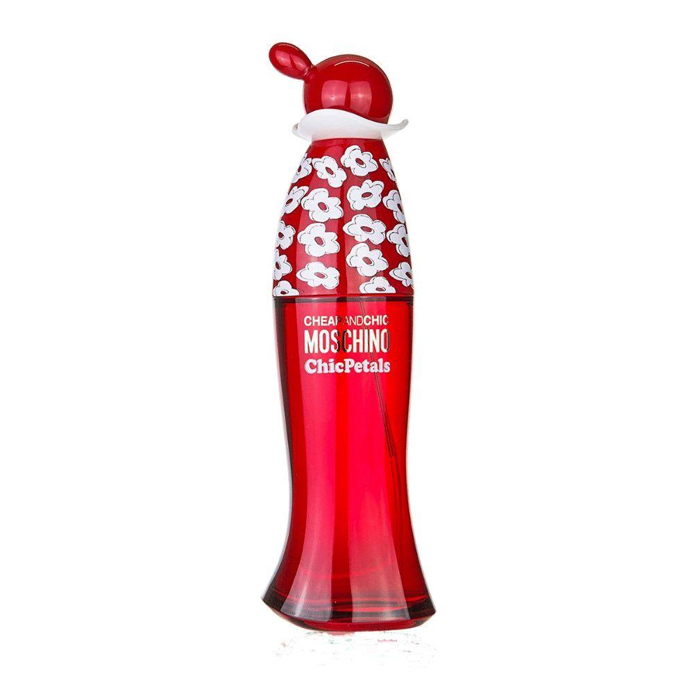 Cheap & Chic Chic Petals Moschino Eau de Toilette - Perfume Feminino 100ml