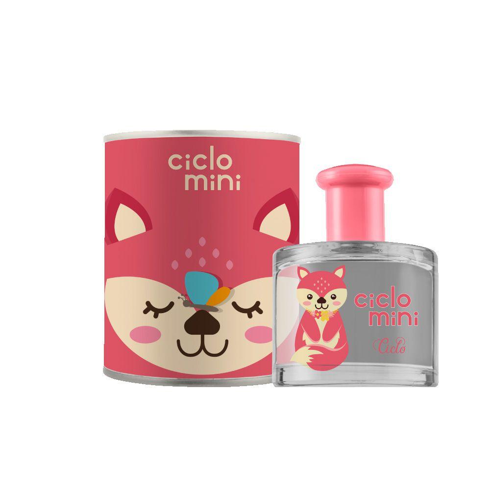 Ciclo Mini Raposete Ciclo Cosméticos Perfume Infantil - Água de Colônia - 100ml