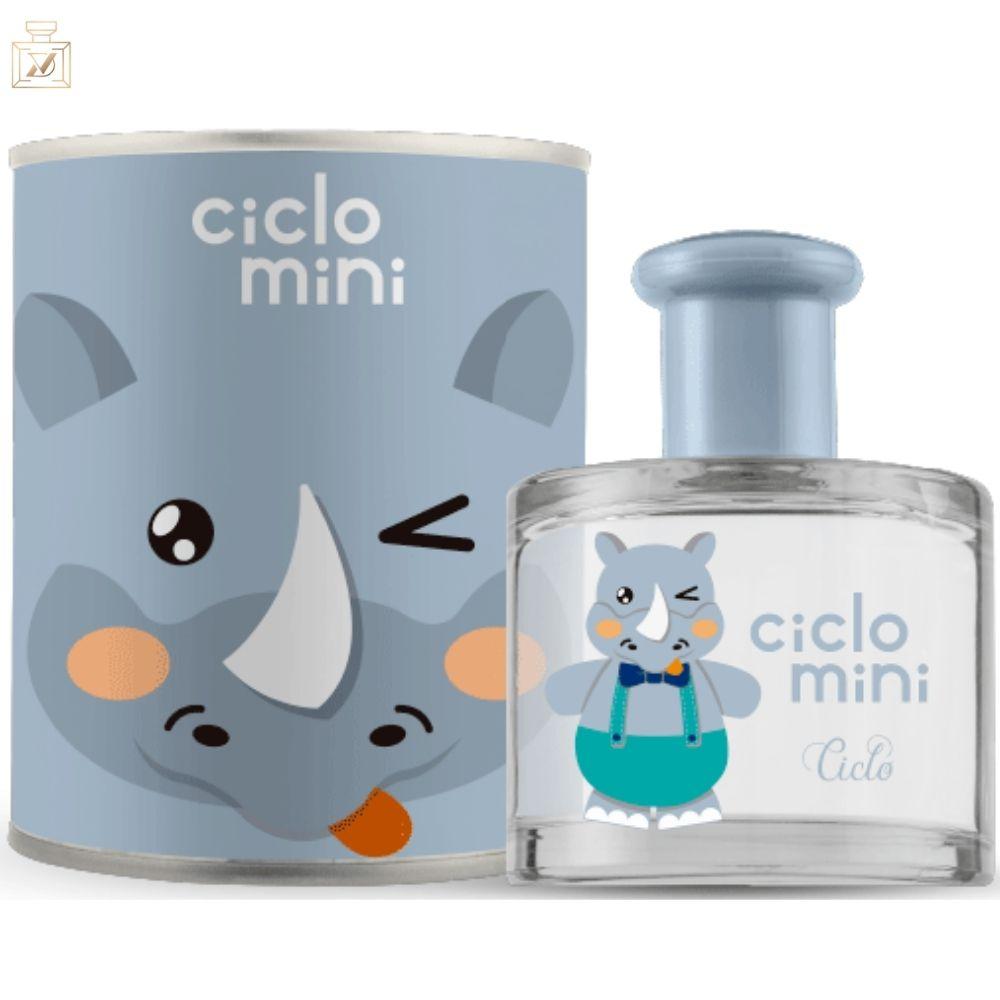 Ciclo Mini Rino Ciclo Cosméticos Perfume Infantil - Água de Colônia - 100ml