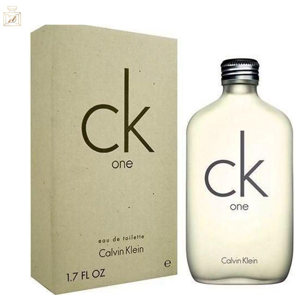 CK One - Calvin Klein Eau de Toilette - Perfume Unissex 100ml