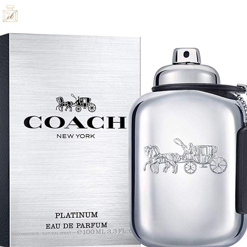 Coach Platinum Men - Coach Eau de Paurfum - Perfume Masculino 100ML