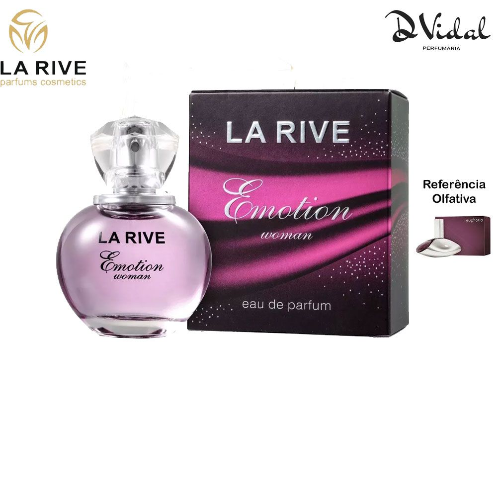 Emotion - La Rive Eau de Parfum - Perfume Feminino 50ml