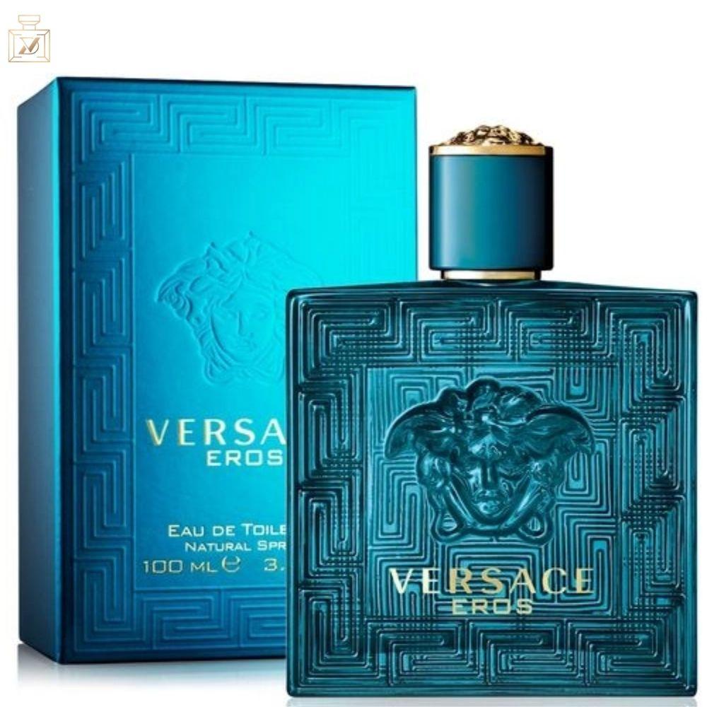 Eros Versace - Eau de Toilette - Perfume Masculino