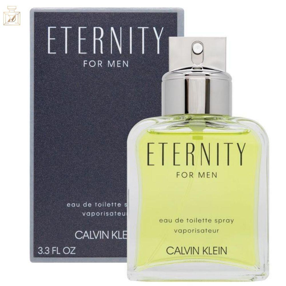 Eternity For Men - Calvin Klein Eau de Toilette - Perfume Masculino 30ml