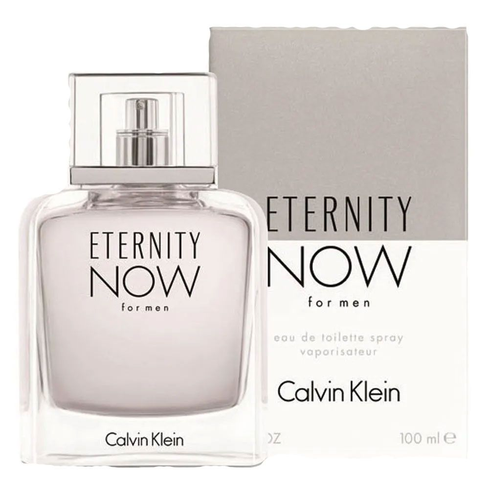 Eternity Now For Men - Calvin Klein Eau de Toilette - Perfume Masculino 50ML