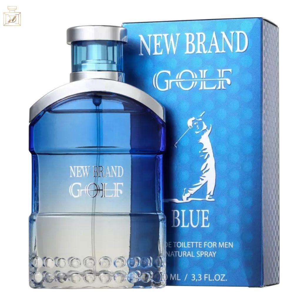 Golf Blue For Men New Brand Eau de Toilette - Perfume Masculino 100ml