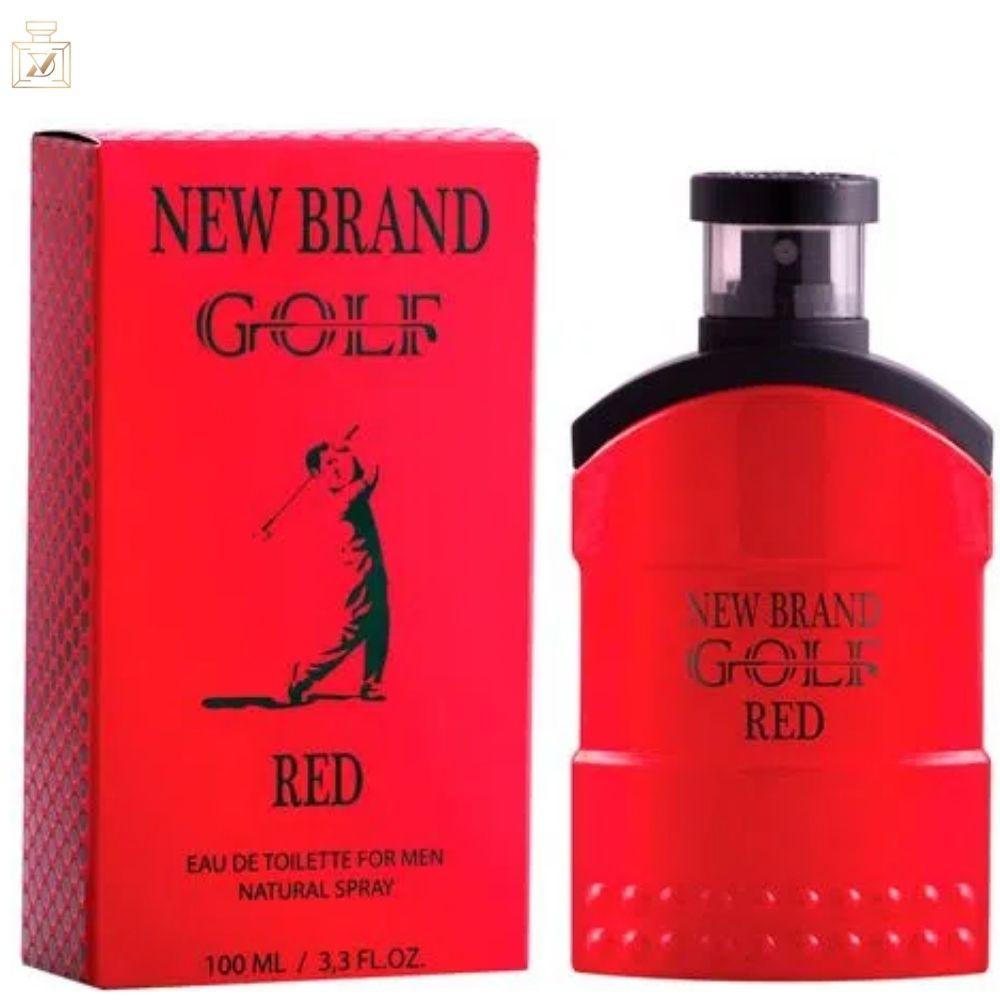 Golf Red New Brand Eau de Parfum - Perfume Masculino 100ml