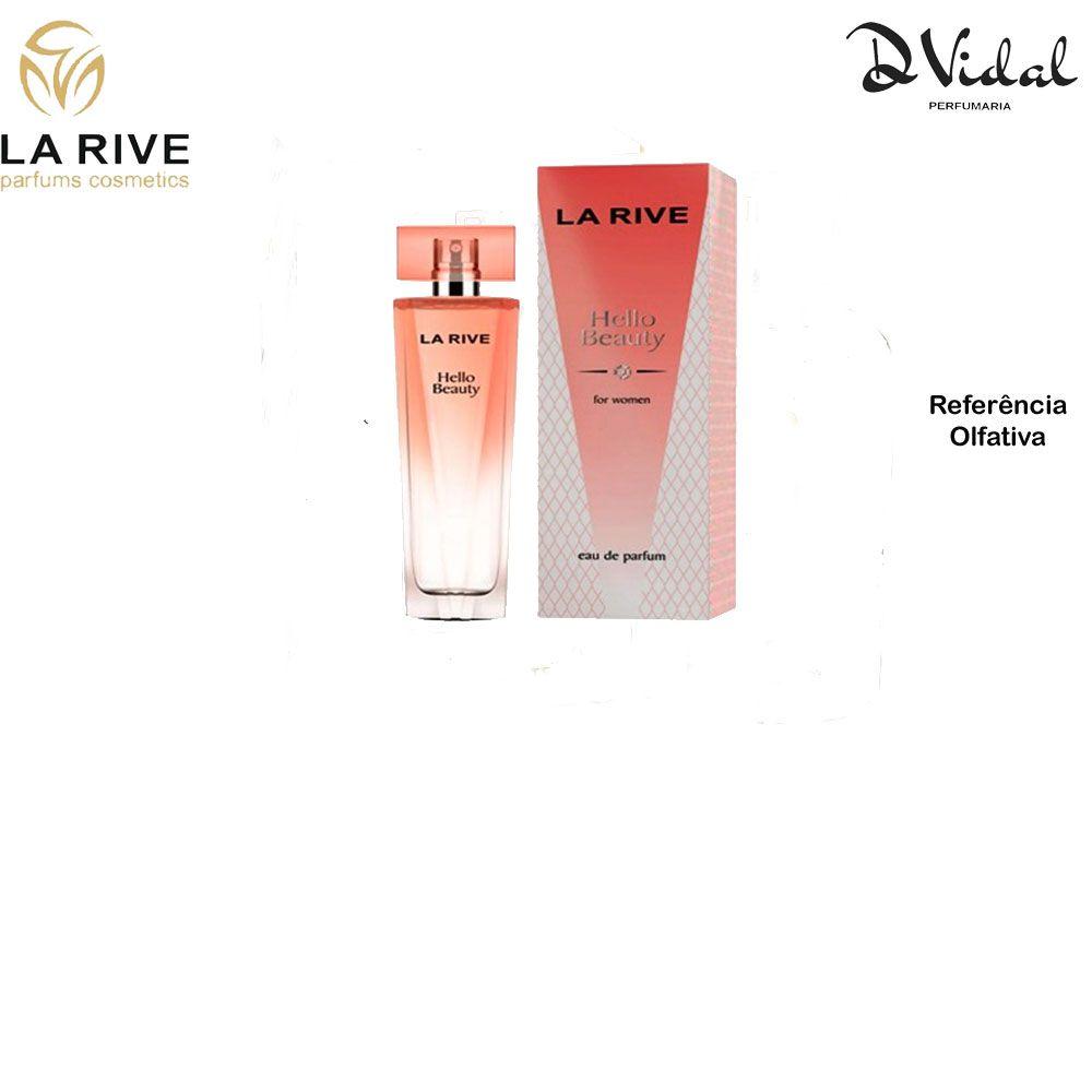 Hello Beauty La Rive Perfume Feminino - Eau de Parfum - 100ml