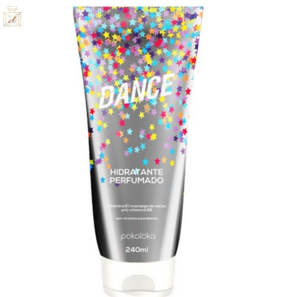 Hidratante Perfumado Dance - 240ml