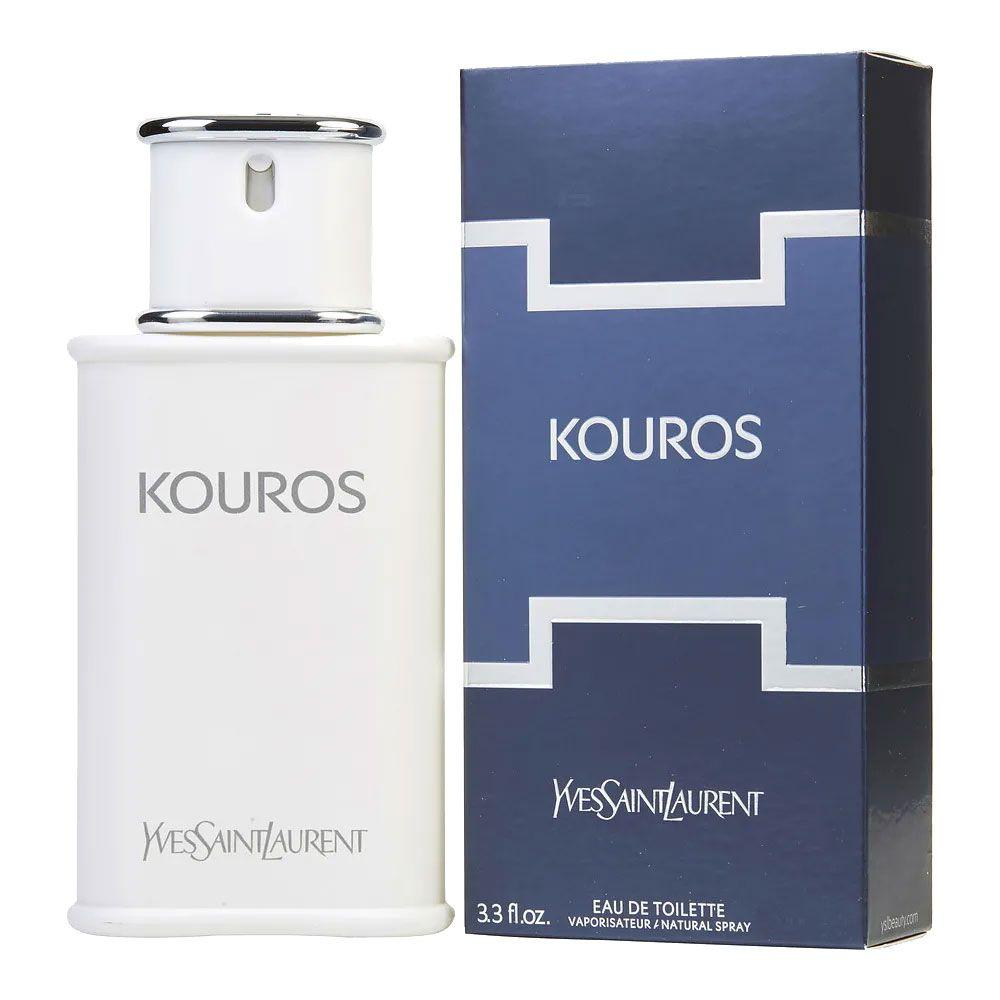 Kouros - Yves Saint Laurent Eau de Toilette - Perfume Masculino 100ml