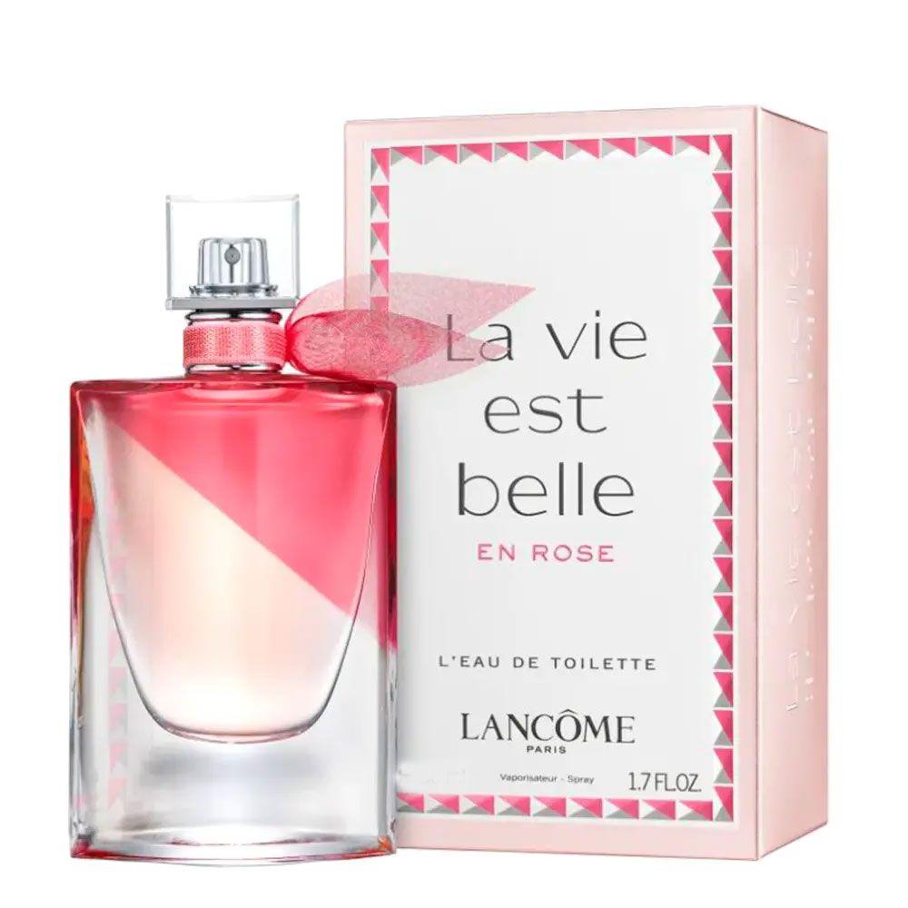 La Vie Est Belle En Rose - Lancôme Eau de Toilette - Perfume Feminino