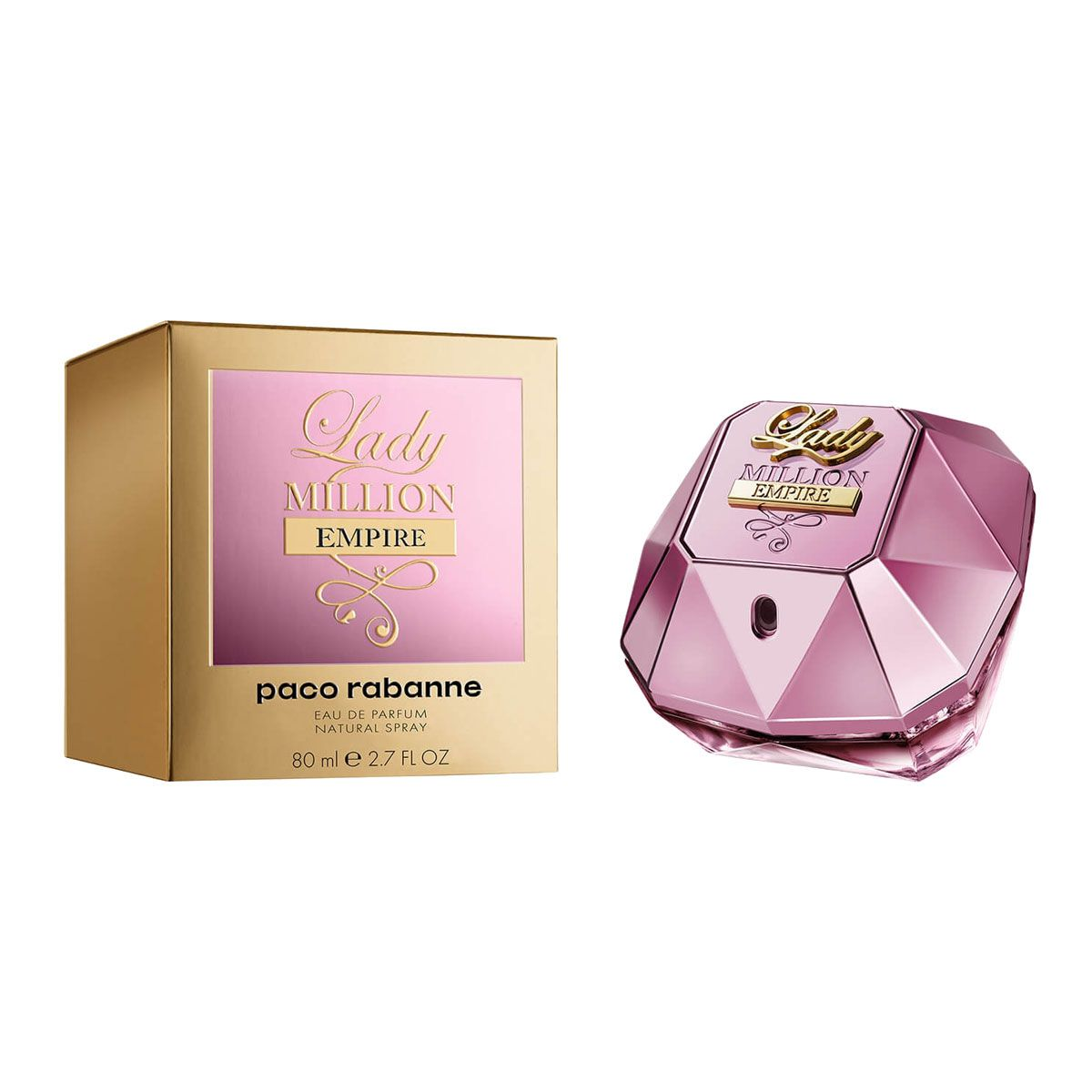 Lady Million Empire - Paco Rabanne Eau de Parfum - Perfume Feminino