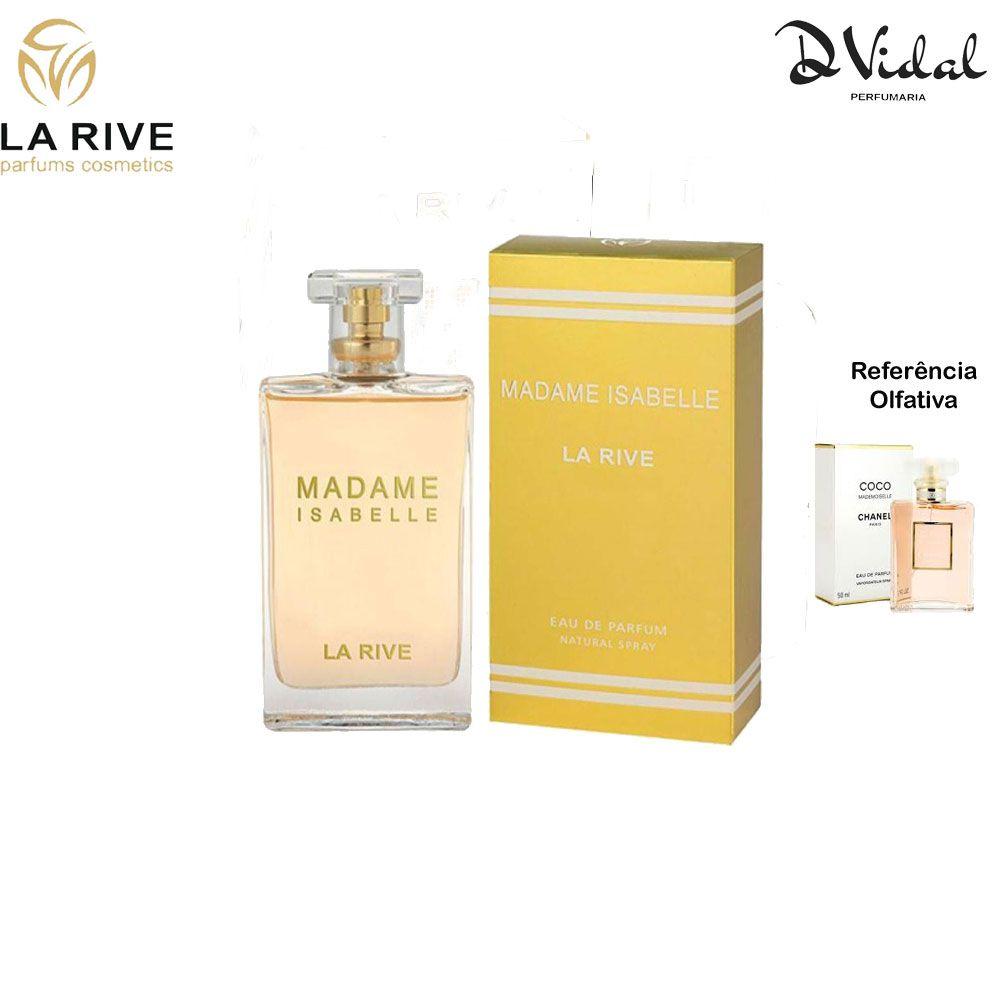 Madame Isabelle - La Rive Eau de Parfum - Perfume Feminino 90ml