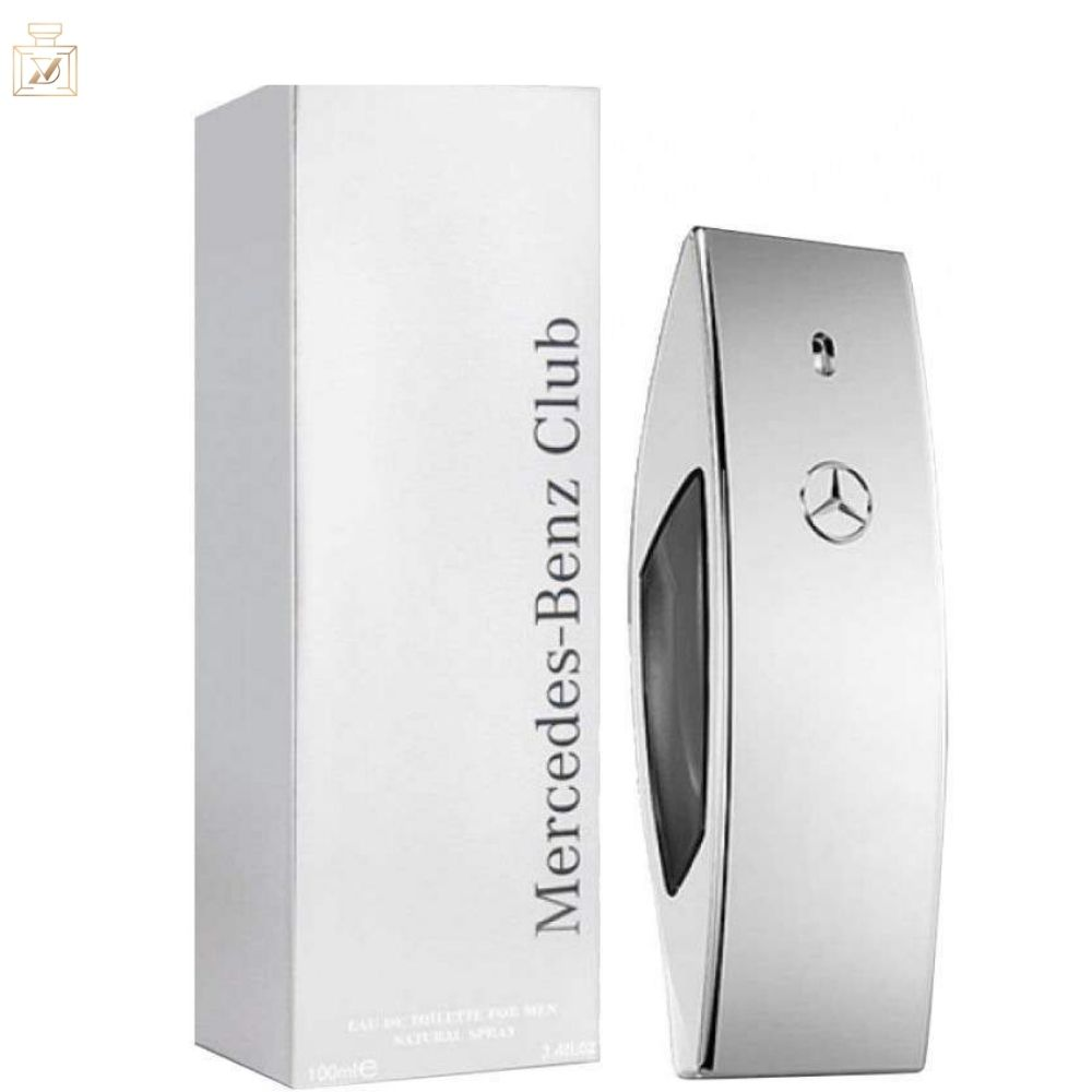 Mercedes-Benz Club - Eau de Toilette - Perfume Masculino