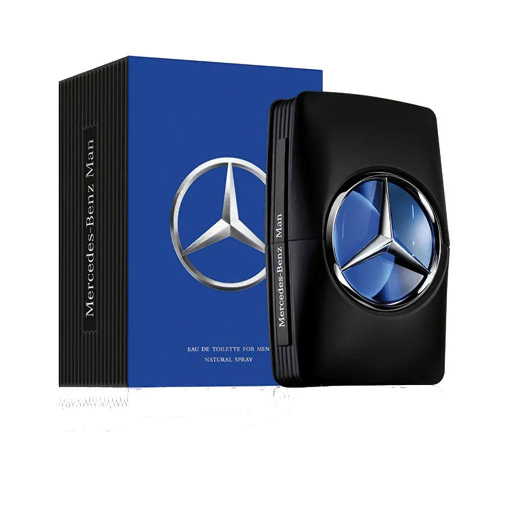 Mercedes Benz Man - Eau de Toilette - Perfume Masculino 100ml