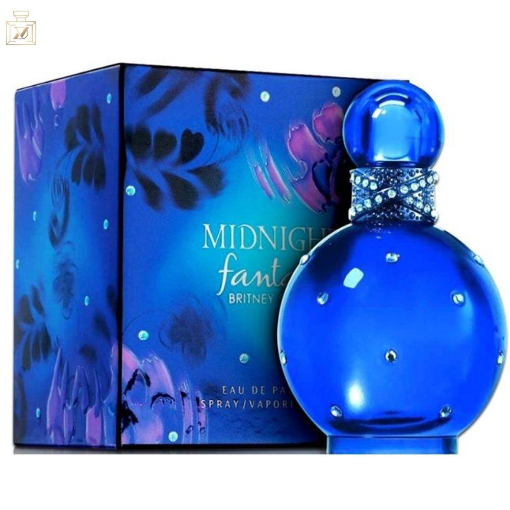 Midnight Fantasy - Britney Spears Eau de Parfum - Perfume Feminino 100ml
